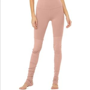 ALO YOGA GODDESS LEGGING :/ XS